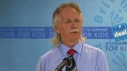 Province 'Squandered' Chance For Teachers' Deal: