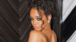 Rihanna Reveals A Bit Too Much In Racy