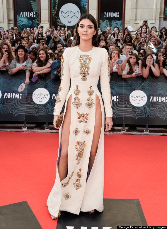 Kendall And Kylie Jenner's 2014 MMVA Outfits Were Amazing