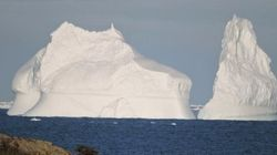 LOOK: Icebergs In Newfoundland Can Be Seen From