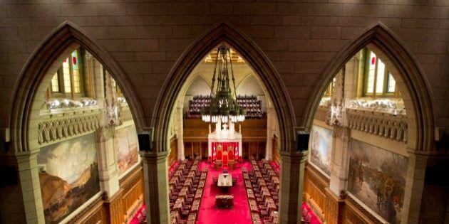 Alberta, Saskatchewan Back Feds Bid For Easy Route To Senate