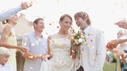 Cool Boho Wedding