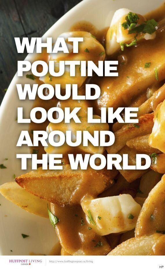 Poutine Recipes: 15 Meals Inspired By International