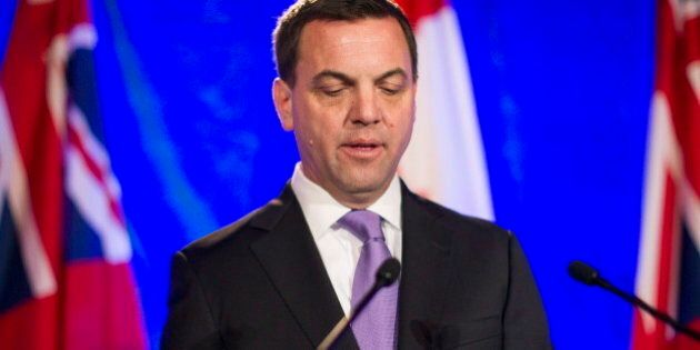 Tim Hudak's Job-Cut Plan Took Ontario Tory MPPs By