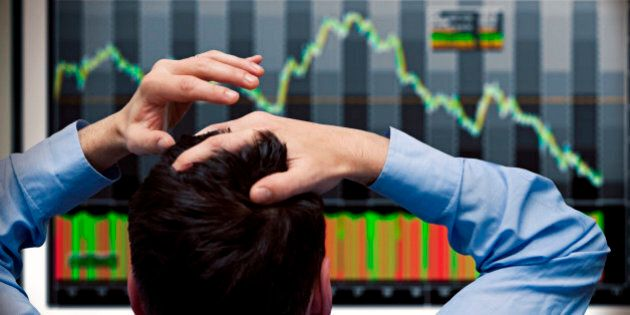 Stock Market Slide Expected To Continue This