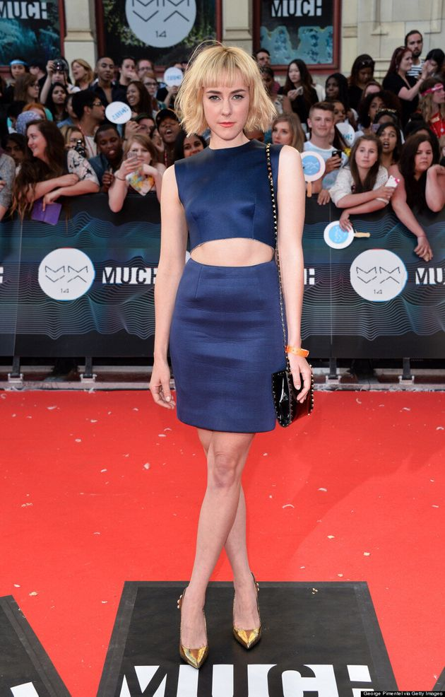 Jena Malone MMVA 2014: 'Hunger Games' Actress Crops It Like It's
