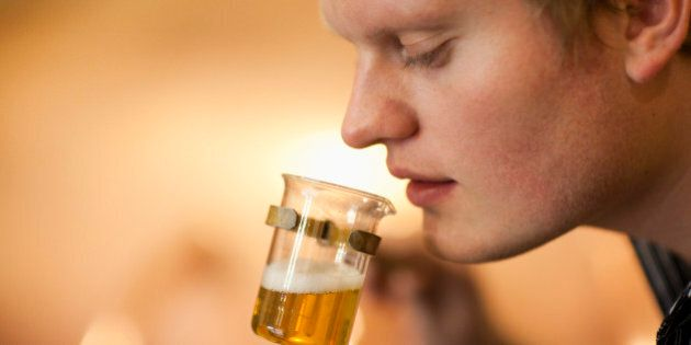 Beer Tasting Takes Your Pint To The Next