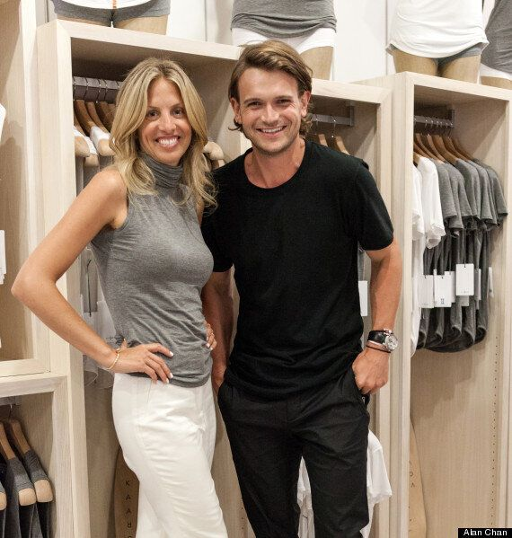 Lululemon Founder's Wife, Son Launch New Clothing Line In