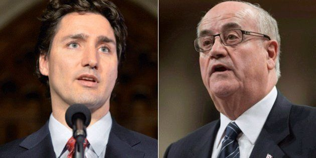 Julian Fantino Accuses Justin Trudeau Of Consorting With 'Religious