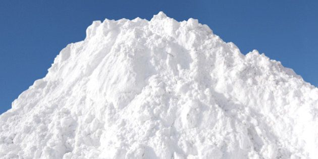 Winnipeg Snow Pile Measures 18 Metres High In One City