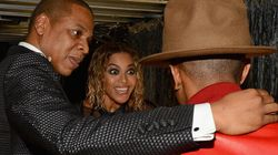 Beyonce Had The Best Reaction To Pharell's Grammys