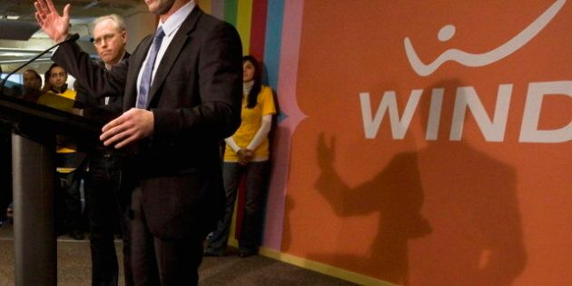 Wind Mobile Looking At Buying