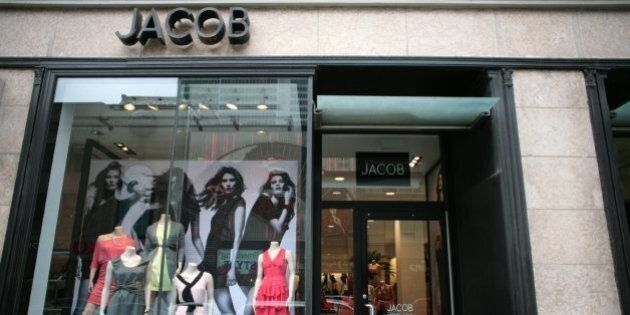 Fashion Retailer Jacob To Close All 92 Canadian