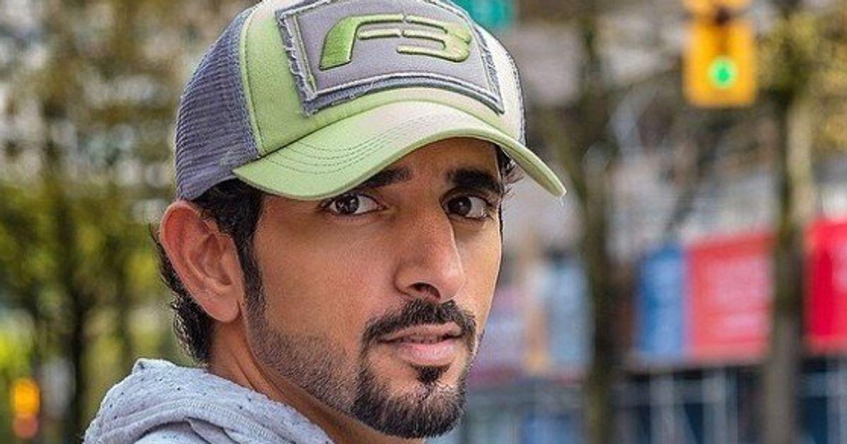 Crown Prince Of Dubai Romps Through Vancouver, Whistler