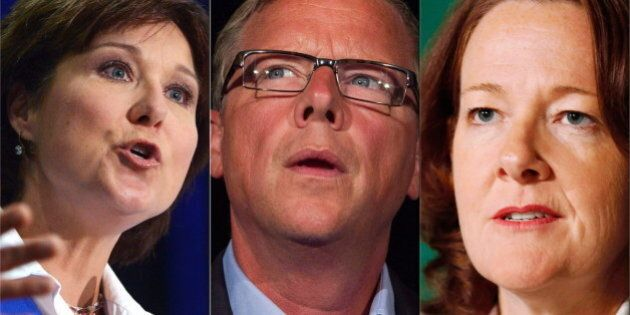Western Premiers Meeting Cancelled Amid Redford