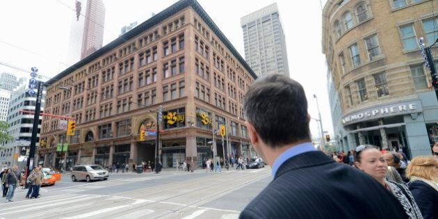 The Bay Sells Its Headquarters, Confirms Saks Coming To