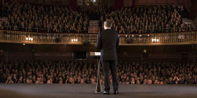 The Top 3 Offenders of Public Speaking and How to Control