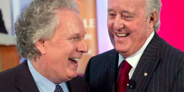 Jean Charest On Running For Federal Tories: 'Never Say