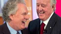 Charest On Running For Conservatives: 'Never Say