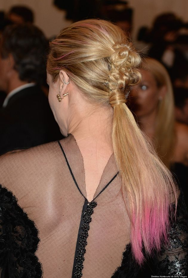 The Best Celebrity Ponytails Of All Time