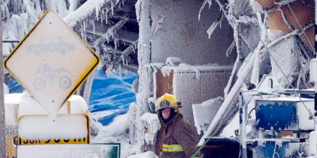 L'Isle-Verte Fire: Search Resumes For 22 Seniors After Deadly