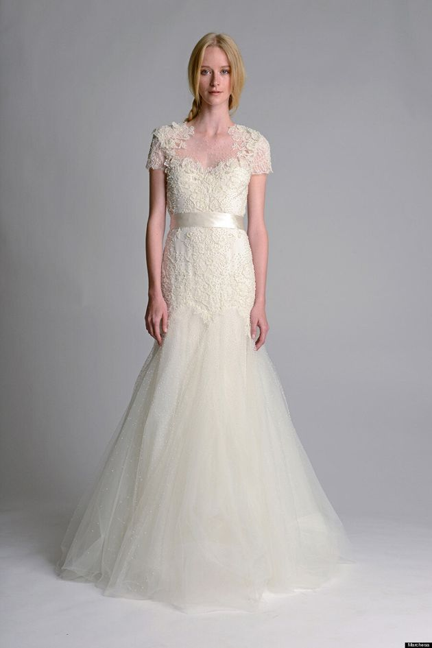 Fall Wedding Dress Trends: Beautiful Gowns For Your 2014 Nuptials