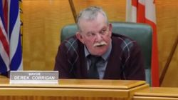 B.C. Mayor Rants About 'Banana