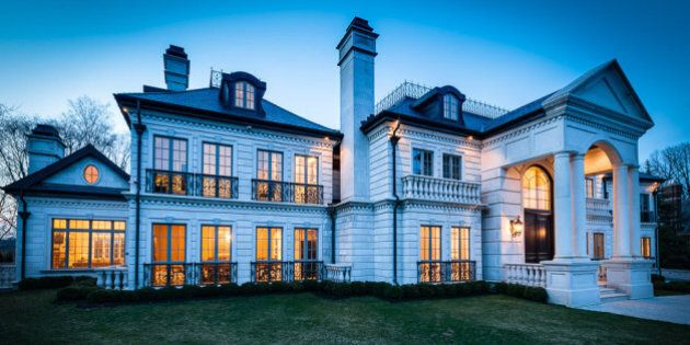 Mississauga Mansion Auctioned For $6.2M, After Being Listed For