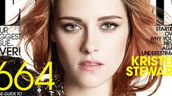 Kristen Stewart Looks Uncomfortable But