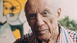 Picasso Painting Reveals Hidden