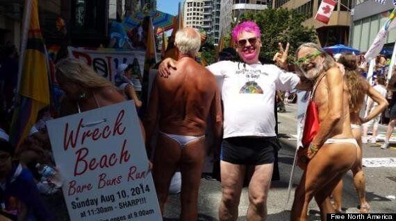 Anti-Gay Crusader Goes Undercover At Vancouver Pride Parade, Hands Out Fake