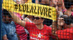 Lula pede ao STJ para cumprir prisão domiciliar por tríplex no
