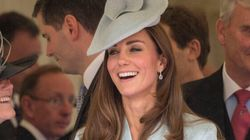 Blue Seems To Be Kate Middleton's Favourite