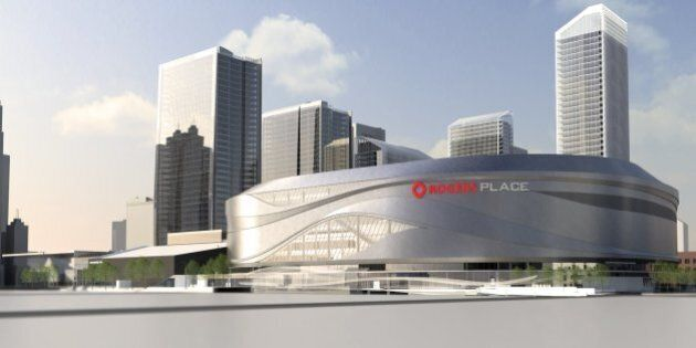 Rogers Place, Edmonton Arena's Name, Leaves Some