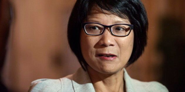 Did Olivia Chow Really Live In Subsidized Housing As Her Opponents