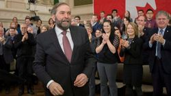 Mulcair To Force Vote On Canada Post