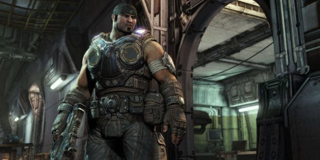 Microsoft To Develop Gears Of War At Vancouver