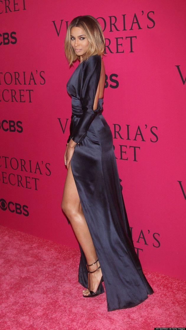Ciara Victoria S Secret Fashion Show 2013 Singer S Red