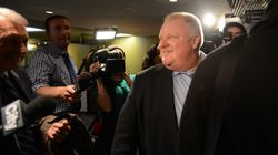 Rob Ford's 'Enough To Eat' Comment Met With