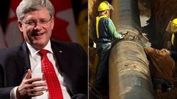 Harper Approves Northern Gateway