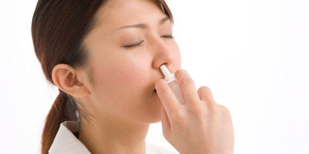 What Does A Nasal Spray