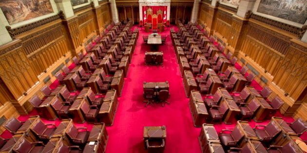 Senate Reform Should Be Controlled By Ottawa Alone, Feds