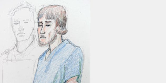 Justin Bourque, Accused In Moncton Shooting, Due Back In