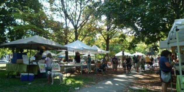 Best Farmers Markets In