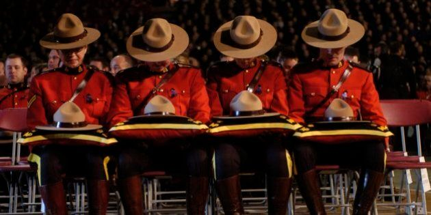 Royal Canadian Legion To Include RCMP, Peace Officers As
