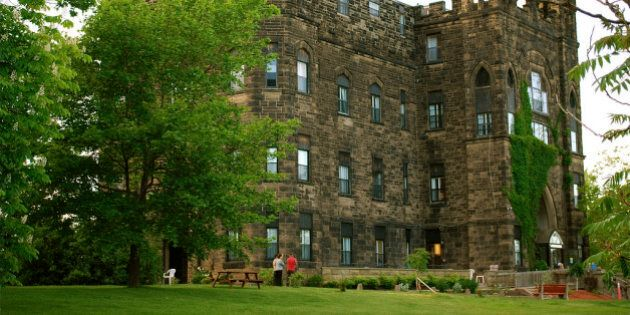 Castle Manor In New Brunswick Hits Market For