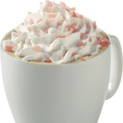 Starbucks Blossoming Peach Tea Latte Only Available In Toronto And