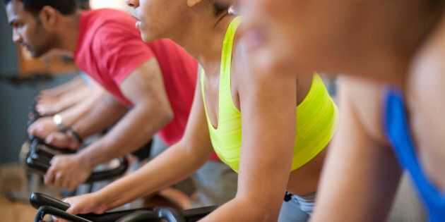 Bored of Your Exercise Routine? Add a Spin Class to the