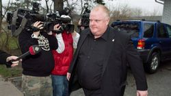 Is Rob Ford Really In