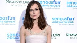 Keira Knightley Recycles Wedding